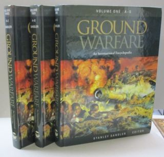 Ground Warfare An International Encyclopedia. Stanley L. Sandler