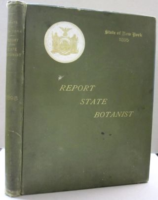 Annual Report of the State Botanist of the State of New York. Charles H. Peck