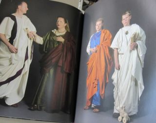 Romans Romeinen; Clothing from the Roman era in North-West Europe