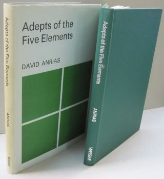 Adepts of the Five Elements; An occult survey of past and future problems. David Anrias