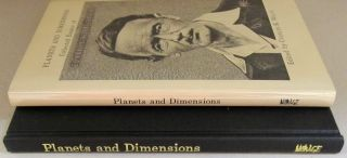 Planets and Dimensions Collected Essays of Clark Ashton Smith.