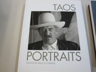 Taos Portraits. Paul O'Connor, Bill Whaley