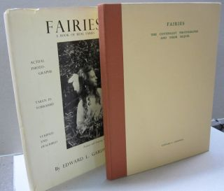 Fairies A Book of Real Faries; The Cottingley Photographs and Their Sequel. Edward L. Gardner