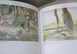 A Henry Fullwood War Paintings.