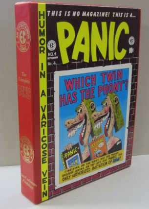 Panic; Two volume set. Bill Mason John Benson, Bhob Stewart