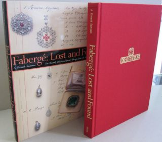 Faberge: Lost and Found The Recently Discovered Jewelry Designs from the St. Petersburg Archives....