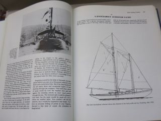 John G. Alden and His Yacht Designs.