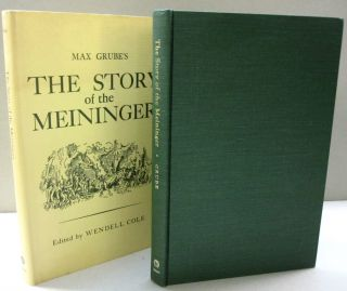The Story of Meininger. Max Grube
