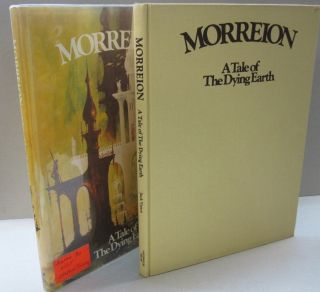 Morreion A Tale of the Dying Earth. Jack Vance