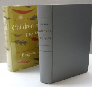 Children of the Wind. Burgess Drake