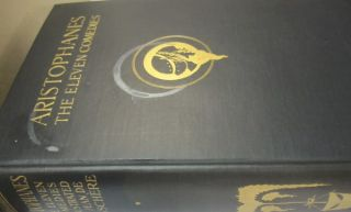 Aristophanes The Eleven Comedies; Two Volume Set
