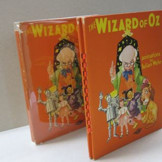 The Wizard of Oz; Animated by Julian Wehr. L. Frank Baum.