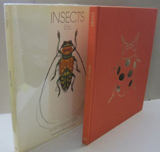 Insects Etc: An anthology of arthropods featuring a bounty of beetles. Bernard Durin, Paul Armand...