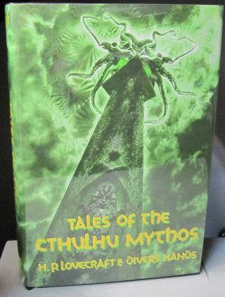 Tales of the Cthulhu Mythos Golden Anniversary Anthology. Divers Hands.