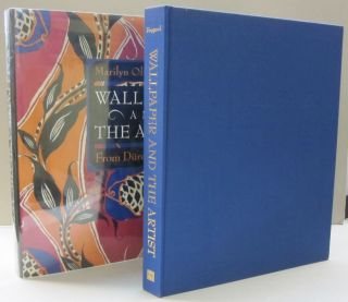 Wallpaper and the Artist: From Durer to Warhol. Marilyn Oliver Hapgood.