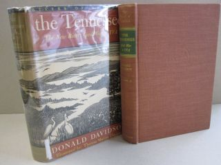 The Tennessee; Volume II. The New River Civil War to TVA. Donald Davidson