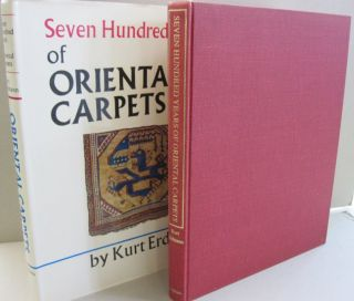 Seven Hundred Years of Oriental Carpets. Kurt Erdmann