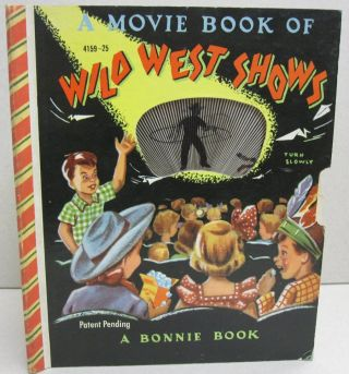A Movie Book of Wild West Shows