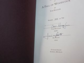 A Fall of the Woodcock.