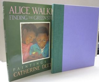 Finding the Green Stone. Alice Walker.