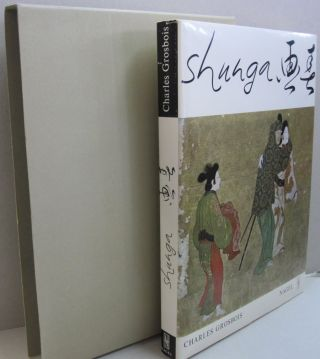 Shunga; Images of Spring Essay on Erotic Elements in Japanese Art