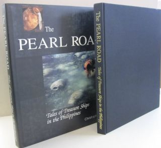 The Pearl Road; Tales of Treasure Ships. Christophe Loviny