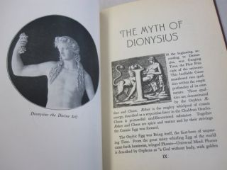 The Dionysian Artificers.