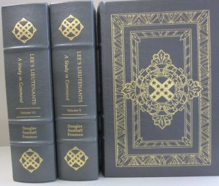 Lee's Lieutenants; A Study in Command 3 volumes. Douglas Southhall Freeman