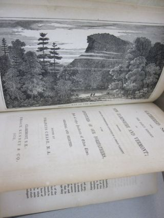 Gathered Sketches from the Early History of New Hampshire and Vermont; Containing Vivid and Interesting Accounts of a Great Variety of the Adventures of our Forefathers, and of other Incidents of Olden Time.