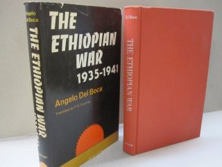 The Ethopian War 1935-1941.