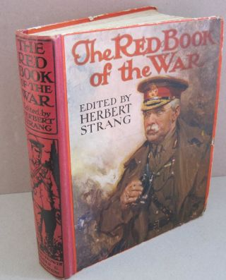 The Red Book of the War. Herbert Strang.