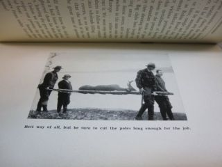 Big Game Hunting and Marksmanship; A Manual on the Rifles, Marksmanship and Methods Best Adapted to the Hunting of the Big Game of the Eastern United States