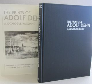 Prints of Adolf Dehn A Catalogue Raisonne. Joycelyn P. Lumsdain.