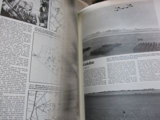 AIRFIELDS OF THE EIGHTH THEN AND NOW.