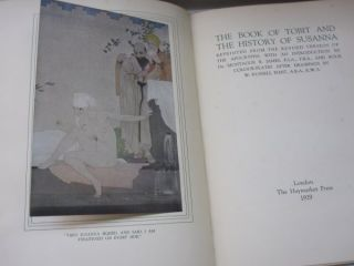 The Book of Tobit and the History of Susanna.