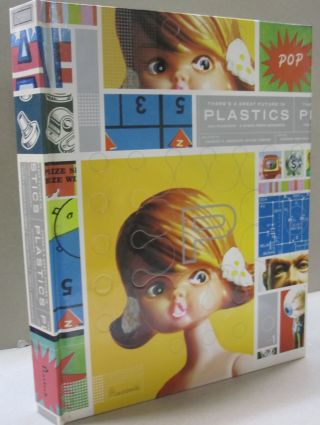 There's a Great Future in Plastics; CSA Plastock: a Stock Photo Resource. Stephen Fenichell