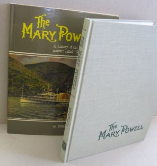 "The Mary Powell; A History of the Beautiful Side-Wheel Steamer called ""Queen of the Hudson,""..."