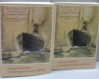 "Luxembourgers in the new world A reedition based on the work of Nicholas Gonner ""Die Luxemburger..."