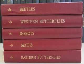 Roger Tory Peterson Field Guides 47 volumes.