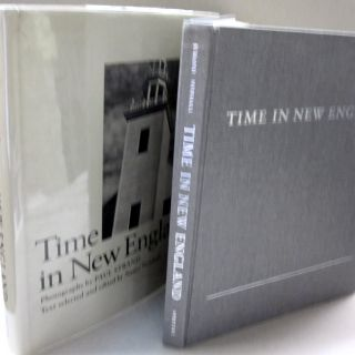 Time in New England. Paul Strand Nancy Newhall