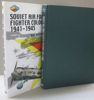 Soviet Air Force Fighter Colours 1941-45 (Classic Colours).
