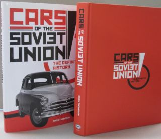 Cars of the Soviet Union: The definitive history. Andy Thompson.