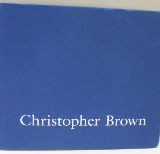 Christopher Brown The Waters Sliding