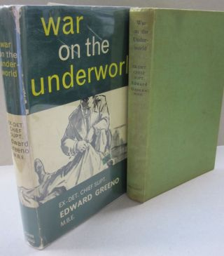 War on the underworld. Ex-Det. Chief Supt. Edward Greeno