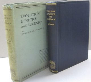 Evolution Genetics and Eugenics. Horatio Hackett Newmann
