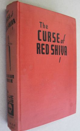 The Curse of Red Shiva. Vivian Meik