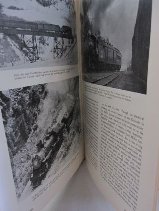 The Giant's Ladder; David H. Moffat and his railroad