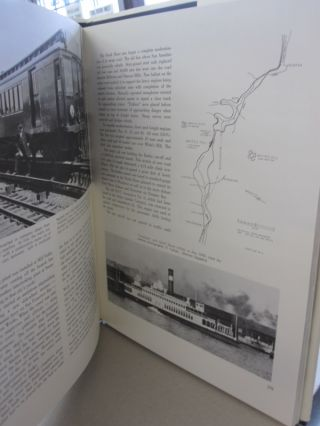 Narrow Gauge to the Redwoods; The Story of the North Pacific Coast Railroad and San Francisco Bay Paddle-whell Ferries