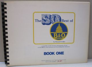 the 50 Best of B & O; a portfolio of the favorite photographs of one of the B&O's most famous and...