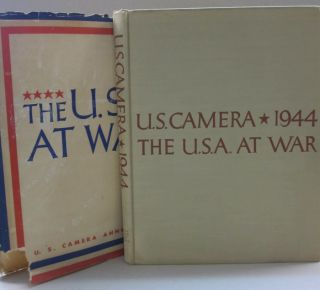 The U.S.A.at War; U.S.Camera 1944. Tom Maloney